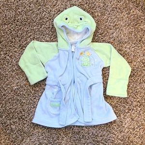 Carter's Baby Bathrobe Frog